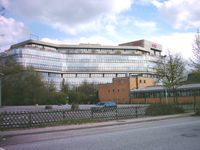 Die Zentrale des Otto-Versand in Hamburg.