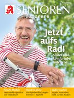 "Bild: ""obs/Wort & Bild Verlag - Senioren Ratgeber"""