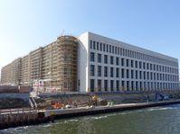 Süd- und Ostfassade des Berliner Schlosses (März 2018)