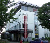 Ditsch-Zentrale in Mainz-Hechtsheim