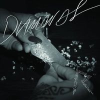 "Single Cover ""Diamonds"" von Rihanna"