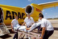 "ADAC Krankenrücktransport. Bild: ""obs/ADAC SE"""