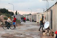 Malta: Flüchtlingslager in Ħal Far