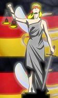 Jusitzia: Leider seit vielen Jahrhunderten blind und damit nicht in der Lage für Gerechtigkeit einzustehen (Symbolbild)