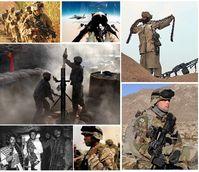 Der Krieg in Afghanistan seit 2001 ist die jüngste Phase des seit 1978 andauernden afghanischen Konflikts, die mit der US-geführten Intervention im Herbst 2001 eingeleitet wurde.
