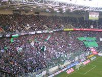 Stadion im Borussia-Park, Nordkurve