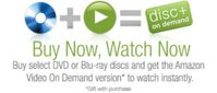 Amazon koppelt Disc-Verkäufe mit digitalen Downloads. Bild: amazon.com