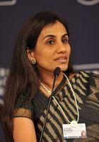 Chanda Kochhar im Sommer 2009
