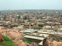 A view of Kano, the largest city in northern Nigeria