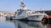HMS Tamar (Symbolbild)