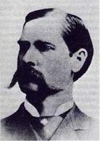 Wyatt Earp um 1881