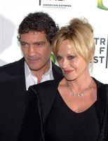 Melanie Griffith mit Ehemann Antonio Banderas 2010