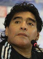 Diego Maradona / Bild: Alexandr Mysyakin, de.wikipedia.org