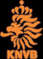 Logo Königliche Niederländische Fußballbund (KNVB)