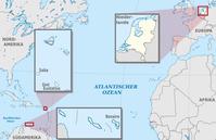 Königreich der Niederlande in der Welt