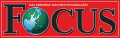 """Logo des Nachrichtenmagazins """"Focus"""""""