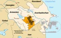 Bergkarabach: Die Konfliktregion bis 2020
