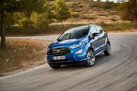 "Ford Ecosport Bild: ""obs/Ford-Werke GmbH"""