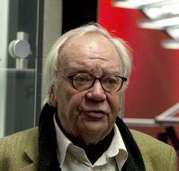 Jürgen Becker am 26. November 2009 in Köln