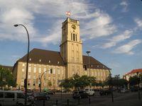 Rathaus Schöneberg, Sitz des Bürgermeisters Tempelhof-Schöneberg