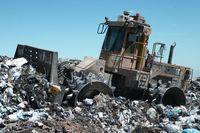 Mülldeponie (Symbolbild)