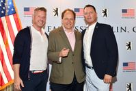 Matt Lashey, Alexander Graf Lambsdorff, and Richard Grenell (2019)
