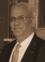 Saeb Erekat (2014), Archivbild