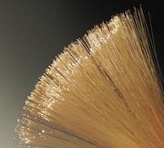 Über Glasfasern können Frequenzen jetzt mit bisher unerreichter Genauigkeit weitergegeben werden. (Foto: GasLINE)