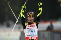 Biathlon: IBU World Cup Biathlon - Ruhpolding (GER) - 08.01.2013 - 13.01.2013 Bild: DSV