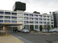 Hauptgebäude der UMG
