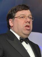 Brian Cowen / Bild: Maxime Bernier, de.wikipedia.org