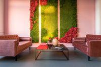 Innovative Materialien zur Raumgestaltung  - 100 Prozent aus der Natur.