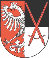 Wappen von Allstedt