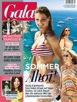 "GALA Cover 31/2020 (EVT: 23. Juli 2020)  Bild: ""obs/Gruner+Jahr, Gala"""