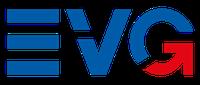 Eisenbahn- und Verkehrsgewerkschaft (EVG) Logo