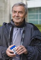 Erno Rubik (2014), Archivbild Bild: Thierry Tronnel/Corbis via Getty Images