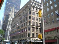 Saks Fifth Avenue in Manhattan, New York