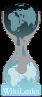 Logo von Wikileaks