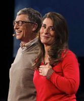 Bill und Melinda Gates, Archivbild