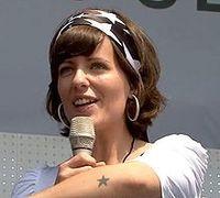 Sarah Kuttner (2007) Bild: de.wikipedia.org