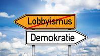 Lobbyisten zimmern sich im Bundestag ihre eigenen Gesetze. Wir halten dagegen!
