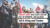 """Bild: Screenshot Video: """"Neue Eiszeit Teil 2: Krieg und Frieden / Leo Ensel / Podcast"""" (https://youtu.be/LeUYUEaUggI) / Eigenes Werk"""