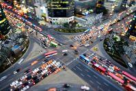 """Zahl der Woche: 75 Prozent der Deutschen fahren nicht gerne in der Großstadt.  Bild: """"obs/CosmosDirekt/Adobe Stock"""""""