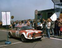 Seinen ersten Einsatz hatte der 200 RS bei der IDA Rallye in der damaligen Tschechoslowakei im Mai 1974.  Bild: SKODA Fotograf: Skoda Auto Deutschland GmbH
