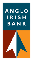 Das Unternehmen Anglo Irish Bank Corporation Ltd. (Irisch: Banc Angla-Éireannach) war eine Bank aus Irland, die bis zum Januar 2009 an der Dubliner und Londoner Börse gelistet war. Das Unternehmen hatte seinen Hauptsitz in Dublin und Niederlassungen in Düsseldorf, Österreich, Großbritannien, USA und auf der Isle of Man. Die Bank war hauptsächlich in den Bereichen Wirtschafts- und Finanzbankwesen tätig. Quelle: wikipedia.org