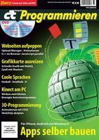 """Titelbild des Heftes """"c't kompakt Programmieren"""""""