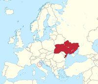 Ukraine in Europa