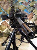 Granatwerfer der Bundeswehr HK GMW