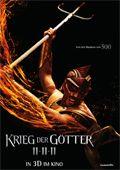 """Krieg der Götter"" Kinoplakat"