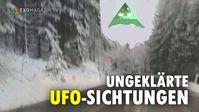 """Bild: Screenshot Video: """"Unveröffentlichte, ungeklärte UFO Fälle aus Deutschland"""" (https://youtu.be/xuSFu7XKSFQ) / Eigenes Werk"""